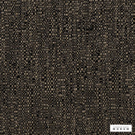 Catherine Martin By Mokum - Medina - Lacquer - 12415-882  | Upholstery Fabric - Stain Repellent, Black - Charcoal, Fibre Blends, Pattern, Standard Width