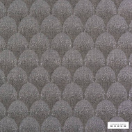 Catherine Martin By Mokum - Palais - Pewter - 12397-899  | Curtain Fabric - Acoustic Dampening, Grey, Deco, Decorative, Geometric, Natural Fibre, Natural, Wide Width