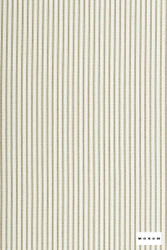 Mokum - Island - Seashore - 10781-803  | Upholstery Fabric - Fire Retardant, Silver, White, Outdoor Use, Stripe, Synthetic, Commercial Use, White, Standard Width