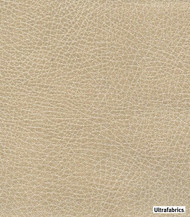 Ultrafabrics - Brisa Distressed High Uv - Chamois-3024 - 56026-102  | Upholstery Fabric - Fire Retardant, Plain, Faux Leather, Fibre Blends, Commercial Use, Standard Width