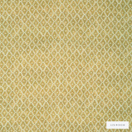 Linwood - Lf1630C_010 Marigold  | Curtain & Upholstery fabric - Natural Fibre, Small Scale, Washable, Domestic Use, Natural, Print, Standard Width