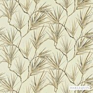 Harlequin Calliope 120159  | Curtain & Upholstery fabric - Beige, Beach, Fiber blend, Floral, Garden, Harlequin, Domestic Use, Suitable for Blinds