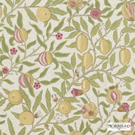 210395 'Fruit' | - Green, Craftsman, Floral, Garden, Jacobean, Traditional, Commercial Use, Domestic Use