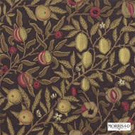 210397 'Fruit' | - Brown, Craftsman, Floral, Garden, Jacobean, Traditional, Commercial Use, Domestic Use
