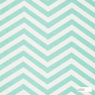120478 ''   Curtain Fabric - Fire Retardant, Green, Midcentury, Natural fibre, Stripe, Commercial Use, Domestic Use, Natural, Suitable for Blinds, Chevron, Zig Zag