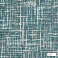Scion Toma 131274  | Curtain & Upholstery fabric - Blue, Fire Retardant, Organic, Pattern, Synthetic, Commercial Use, Domestic Use, FR Treatable, Suitable for Blinds