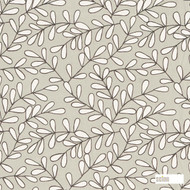 131534 '' | Curtain Fabric - Fire Retardant, Grey, Floral, Garden, Midcentury, Natural fibre, Commercial Use, Domestic Use, Natural, Suitable for Blinds