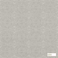 Scion Kateri 131241  | Curtain & Upholstery fabric - Fire Retardant, Grey, Fiber blend, Geometric, Transitional, Domestic Use, FR Treatable, Suitable for Blinds