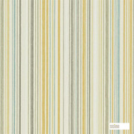 Scion Ashanti 110462  | Wallpaper, Wallcovering - Fire Retardant, Gold,  Yellow, Eclectic, Multi-Coloured, Midcentury, Stripe, Traditional, Domestic Use