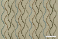 Uf_1491 '' | Curtain Fabric - Green, Midcentury, Natural fibre, Natural