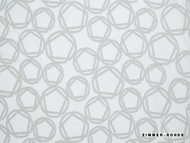 Zimmer and Rohde Symphony   Orla  - 10636.990  | Curtain & Upholstery fabric - Grey, Eclectic, Midcentury, Synthetic, Transitional, Semi-Plain