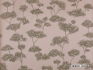 Uf_3415 '50024/886' | - Floral, Garden, Tan - Taupe, Domestic Use