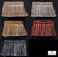 Houles Neox   33005 Neox Moss Fringe 65  - 33005.9025  | Fringe, Curtain & Upholstery Trim - Multi-Coloured, Synthetic, Traditional