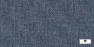 Uf_0285 'CH2641/030' | Curtain & Upholstery fabric - Blue, Plain, Synthetic fibre, Domestic Use