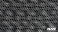 Uf_0481 'Chalk' | Upholstery Fabric - Black, Midcentury, Outdoor Use, Synthetic fibre, Black - Charcoal, Domestic Use