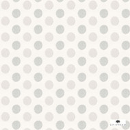 Uf_2312 'CH2858/020' | Curtain Fabric - Blue, Dot, Synthetic fibre, Dots and Spots