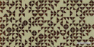 HOOKEDONWALLS Favourite Twist Fav Twist 76040, 76043 - 76040    Wallpaper, Wallcovering - Brown, Midcentury, Domestic Use, Non-woven