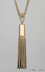 Uf_3559 '60032/814' | Tie back, Curtain Accessory - Gold - Yellow, Contemporary, Outdoor Use, Synthetic fibre, Domestic Use