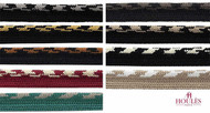 Houles Gallery   31113 Gallery Piping Cord  - 31113.9020  | Flange Cord, Trim - Contemporary, Multi-Coloured, Synthetic