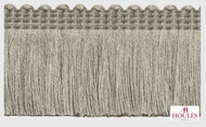 Uf_3766 'Moss' | Fringe, Curtain & Upholstery Trim - White, Natural fibre, Traditional, White, Natural