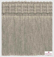 Uf_3847 'De' | Fringe, Curtain & Upholstery Trim - White, Natural fibre, Traditional, White, Natural