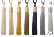 Uf_3975 '' | Tie back, Curtain Accessory - Fiber blend, Transitional, Many-Coloured