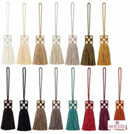 Uf_4032 '' | Key Tassel, Curtain & Upholstery, Trim - Contemporary, Fiber blend, Many-Coloured