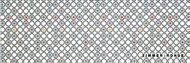 Uf_2368 'Verde' | Upholstery Fabric - Grey, Dot, Fiber blend, Outdoor Use, Domestic Use, Dots and Spots
