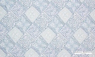 Uf_0829 '' | Curtain Fabric - Blue, Eclectic, Natural fibre, Natural