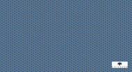 Uf_1062 'CH2844/020' | Upholstery Fabric - Blue, Synthetic fibre, Domestic Use