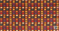 Uf_1821 'Charcoal'   Curtain & Upholstery fabric - Eclectic, Fiber blend, Many-Coloured, Pink - Purple, Domestic Use, Chevron, Zig Zag