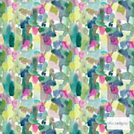 Bluebellgray Wee Rothesay Wallpaper - Multi    Wallpaper, Wallcovering - Blue, Deco, Decorative, Fibre Blends, Multi-Coloured, Pattern, Domestic Use