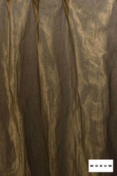 mok_12238-109 'Copper' | Curtain & Curtain lining fabric - Brown, Gold - Yellow, Plain, Fiber blend, Domestic Use