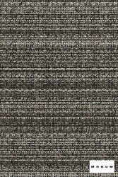 Mokum Collette - Marcasite 897  | Upholstery Fabric - Black - Charcoal, Organic, Synthetic, Commercial Use