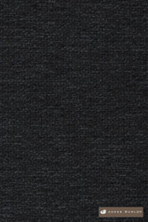 James Dunlop Bedford - Ink  | Upholstery Fabric - Plain, Black - Charcoal, Fibre Blends, Domestic Use, Dry Clean, Standard Width