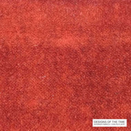 Designs Of The Time Nubes - 12008  | Curtain & Upholstery fabric - Plain, Red, Natural fibre, Red, Domestic Use, Natural, Top of Bed