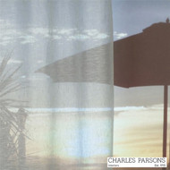 Charles Parsons Parisi - Silver    Curtain Sheer Fabric - Grey, Plain, Natural fibre, Uncoated, Domestic Use, Natural, Weighted Hem