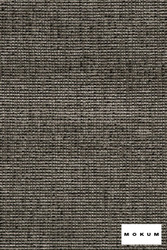 Mokum Hollywood - Slate  | Upholstery Fabric - Fire Retardant, Plain, Black - Charcoal, Natural Fibre, Domestic Use, Dry Clean, Natural, Standard Width