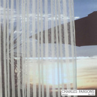 Charles Parsons Tennant - Creek Snow  | Curtain Sheer Fabric - White, Industrial, Stripe, Synthetic, Uncoated, Washable, Domestic Use, White, Weighted Hem, Wide Width
