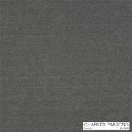 Charles Parsons Sebastian - Denim  | Curtain & Upholstery fabric - Fire Retardant, Grey, Plain, Synthetic, Uncoated, Commercial Use, Standard Width