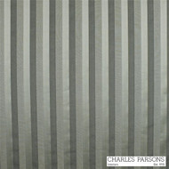 Charles Parsons Laurent - Pewter  | Curtain & Upholstery fabric - Grey, Fiber blend, Stripe, Traditional, Uncoated, Washable, Commercial Use