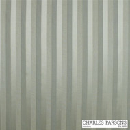 Charles Parsons Laurent - Aloe  | Curtain & Upholstery fabric - Green, Fiber blend, Stripe, Traditional, Uncoated, Washable, Commercial Use