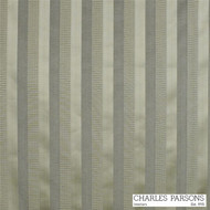 Charles Parsons Laurent - Cobblestone  | Curtain & Upholstery fabric - Grey, Fiber blend, Stripe, Traditional, Uncoated, Washable, Commercial Use