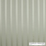 Charles Parsons Laurent - Silver  | Curtain & Upholstery fabric - Grey, Fiber blend, Stripe, Traditional, Uncoated, Washable, Commercial Use