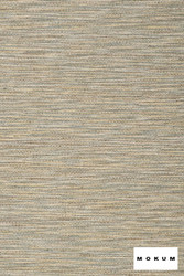 Mokum Serengeti - Quartz  | Upholstery Fabric - Stain Repellent, Fire Retardant, Plain, White, Industrial, Natural Fibre, Domestic Use, Dry Clean, Natural, White, Strie