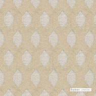Bal_33145_16 'Natural' | Curtain & Upholstery fabric - Beige, Geometric, Midcentury, Natural fibre, Small Scale, Transitional, Embroidery, Natural, Diamond - Harlequin
