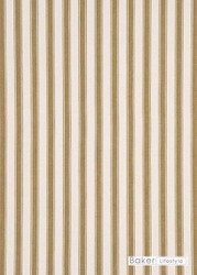 Oatmeal' | Curtain & Upholstery fabric - Beige, White, Natural fibre, Stripe, Traditional, White, Natural