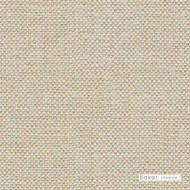 Baker Lifestyle - Lambeth - Stone  | Upholstery Fabric - Beige, Plain, White, Linen and Linen Look, Natural fibre, Transitional, Natural, White