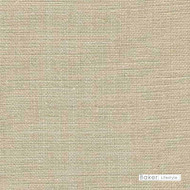 Baker Lifestyle - Richmond - Linen  | Upholstery Fabric - Beige, Plain, White, Fiber blend, Linen and Linen Look, Transitional, White