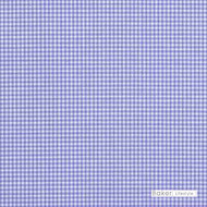 Lilac' | Curtain & Upholstery fabric - White, Check, Farmhouse, Natural fibre, Pink - Purple, White, Natural, Print